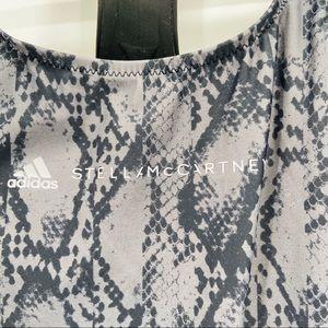 Adidas by Stella McCartney Swim - Stella McCartney for Adidas Snake Print Swimsuit